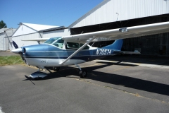N70574 Cessna Skylane 182M